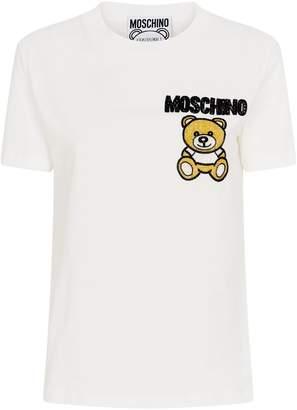 Moschino Cotton Teddy T-Shirt