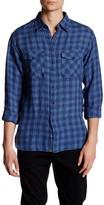 Billy Reid Graham Standard Fit Linen Shirt