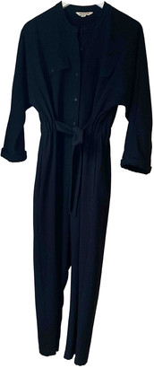 Whistles Black Polyester Jumpsuits