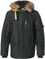 Parajumpers padded jacket with hood - men - Feather Down/Acrylic/Polyester/Wool - S