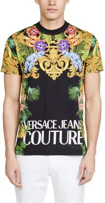 Versace All Over Print T-Shirt