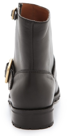 Marc by Marc Jacobs Short Moto Boots