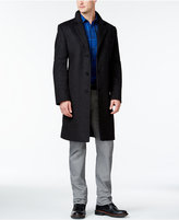 Michael Kors Men's Madison Cashmere-Blend Overcoat