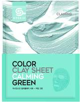Forever 21 G9 Skin Color Clay Sheet Calming Green