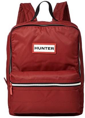 Hunter Original Backpack (Kids) (Military Red) Backpack Bags