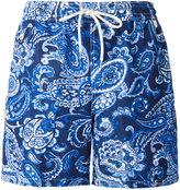 Polo Ralph Lauren paisley print shorts - men - Polyester - S