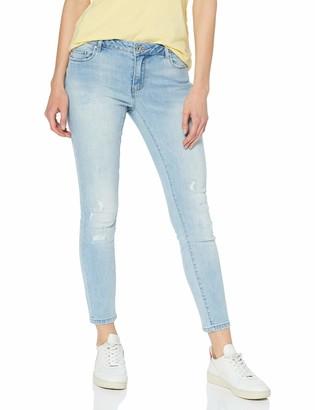 Only Women's Onlcarmen Reg Sk ANK Jeans Bb Bj13288-1 Skinny