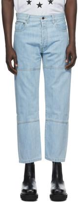 Études Blue Corner Denim Stone Jeans