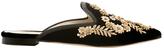 Boden Cynthia Embellished Slipper Loafers, Black