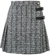 Alexander McQueen A-line mini skirt