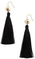 Gorjana Women's Leucadia Tassel Drop Earrings