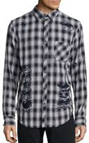 Hudson Weston Instinct Checked Shirt