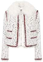 Moncler Gamme Rouge Nynke tweed jacket