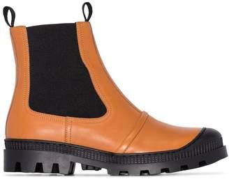 Loewe lug-sole Chelsea boots