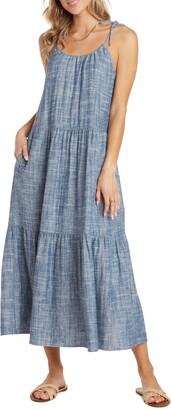 Willow Karina Tiered Maxi Dress