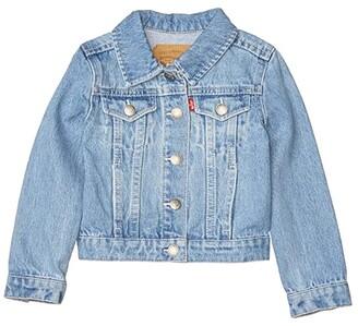 Levi's(r) Kids Denim Trucker Jacket (Toddler) (Alanis) Girl's Clothing