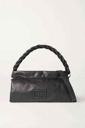 Givenchy Id93 Leather Shoulder Bag - Black