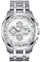 Tissot Couturier Automatic Chronograph Bracelet Watch, 43Mm