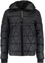 Gstar Strett Utility Qlt Hdd Jkt Light Jacket Black