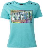 Just Cavalli - t-shirt à logo -