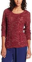 Mavi Jeans Women's Long Sleeve Sweater Sweatshirt,XL