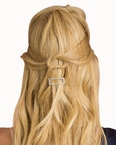 Le Château Gem Rectangular Hair Clip