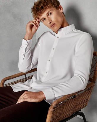 Ted Baker PICCADI Textured shirt