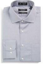 Nordstrom Men's Smartcare(TM) Trim Fit Solid Dress Shirt