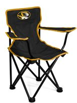 Logo brand Toddler Logo Brand Missouri Tigers Portable Folding Chair