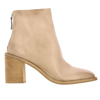 Marsèll Zip Tapiro Winter Leather Ankle Boots