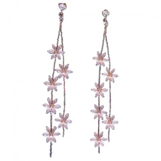 Non Signã© / Unsigned Motifs Floraux Other Metal Earrings