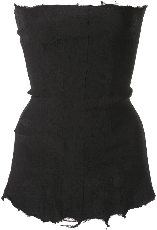 Thumbnail for your product : Marc Le Bihan Strapless Top