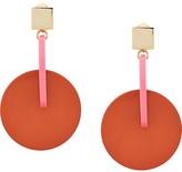 Marni Vertigo drop earrings