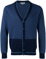 Canali patterned cardigan
