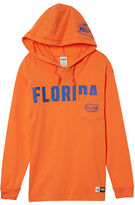 Victoria's Secret Victorias Secret University Of Florida Long Sleeve V-Neck Campus Tee