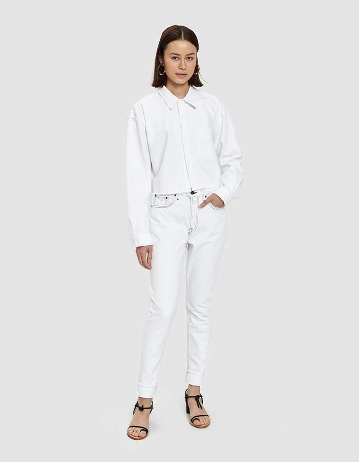 GRLFRND Christy Denim Shirt