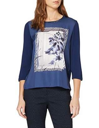 Gerry Weber Women's 270284-35084 Long Sleeve Top,16 (Size: )