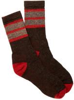 Smartwool Stripe Chestnut Socks