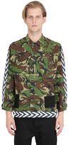 M.r.k.t. Cotton Gabardine Camouflage Jacket