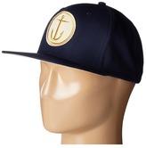 Captain Fin - OG Anchor 6 Panel Hat Caps