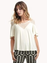 Ella Moss Bella Flutter Sleeve Top