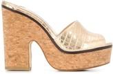 Jimmy Choo Deedee 125mm platform sandals