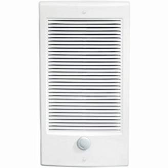 Dimplex R23DH1507TC 5,118 BTU 1,500 Watt 240 Volt Fan-Forced Wall Mount Electric Heater