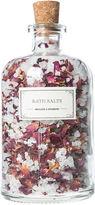 Mullein & Sparrow Rose Bath Salts