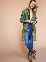 Levi's Mile High Super Skinny at Free People