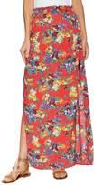 Winston White Women's Rio Floral Print Maxi Skirt