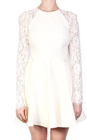 Keepsake the Label Lace Circle Dress