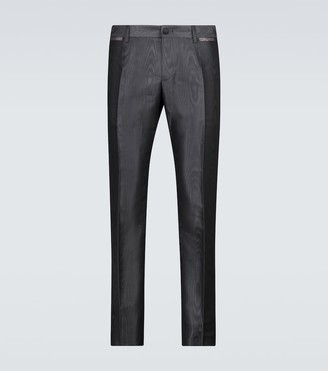 Dolce & Gabbana Exclusive to Mytheresa faille moire formal pants