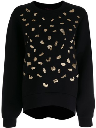Manish Arora Embroidered Sweater
