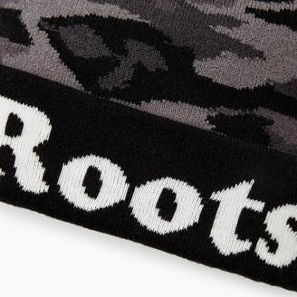 Roots Kids Camo Toque